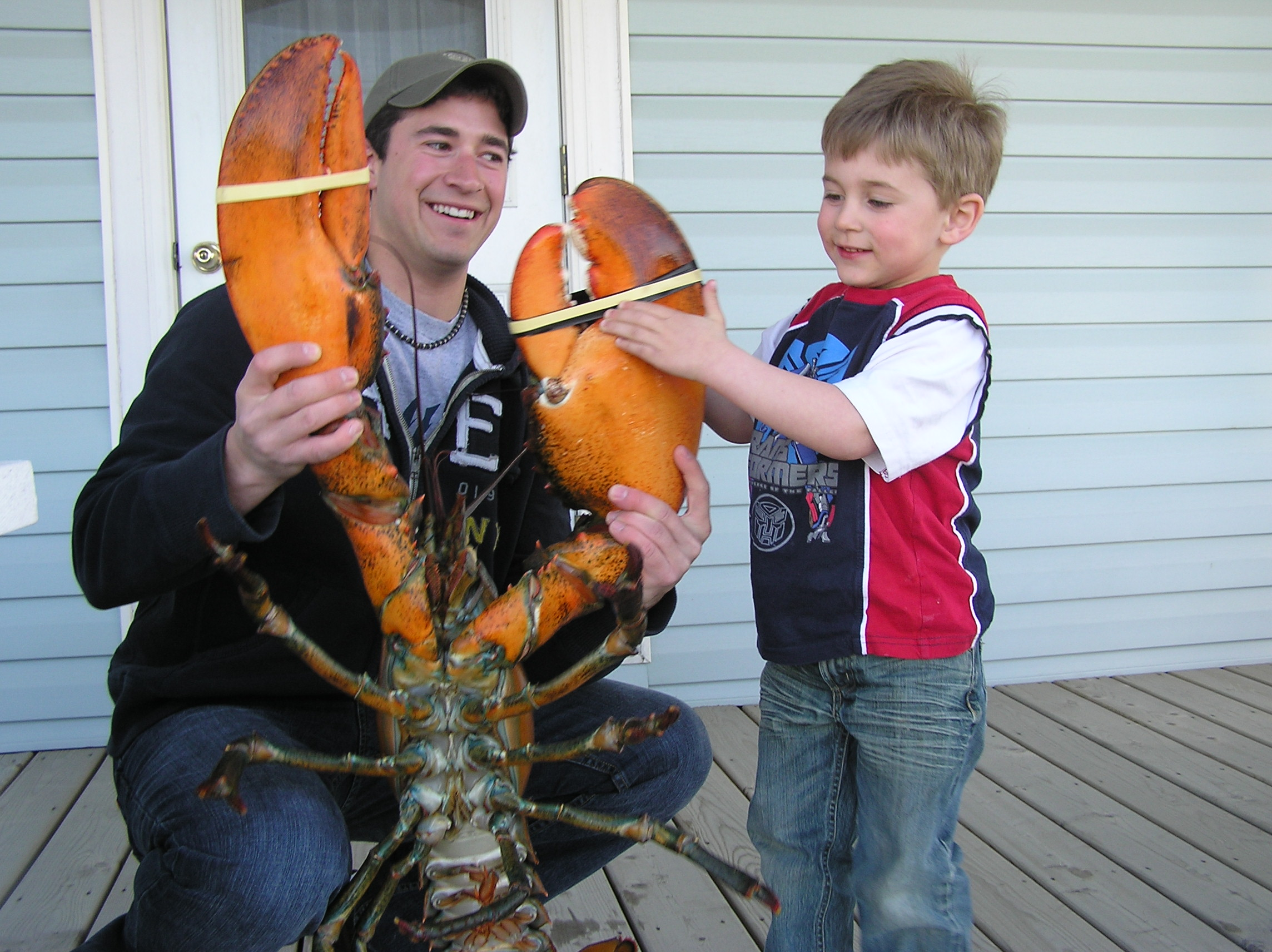 Fisherman Discovers Giant 14-Pound Lobster: 'Never In My Life Have I Seen Anything This Big ...